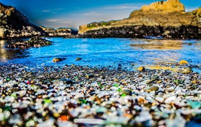 Эксперты назвали самые красочные пляжи мира
