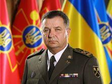 Степан Полторак: Принял решение о поощрении ведомственными наградами 1650 военнослужащих