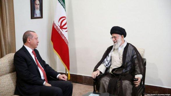 Иран берет верх над Турцией мнения и оценки