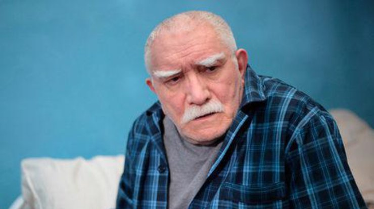 Армен Джигарханян срочно госпитализирован