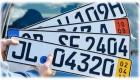 В Украине больше половины авто на евробляхах находятся незаконно — ГФС