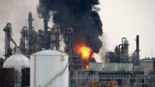 Взрыв на химическом заводе в Китае: 19 погибших, 12 раненых