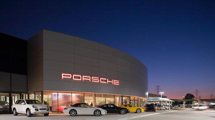 Porsche выпустят летающее такси