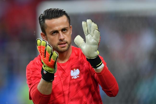 Polish goalie Fabiański to play for West Ham