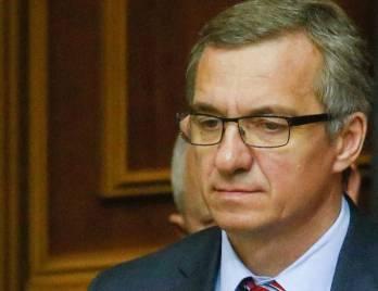 Глава правления ПриватБанка Шлапак намерен уйти в отставку