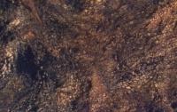 NASA опубликовало снимок марсохода Curiosity на горе Шарп