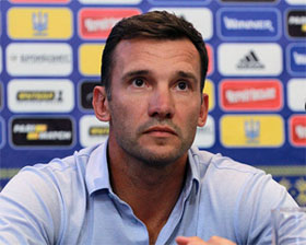 Shevchenko says he wants to continue working with Ukrainian national team