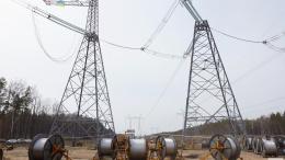 Украина подписала договор о присоединении к энергосистеме Европы