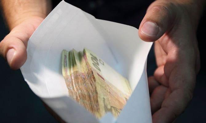 В Украине 800 коррупционеров сидят в тюрьмах