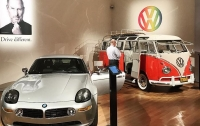 Авто, принадлежащее Стиву Джобсу, продали с аукциона