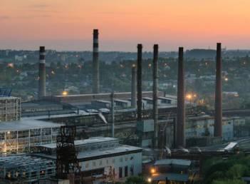 Метпредприятия Украины за 5 мес. сократили потребление газа на 1 процентов, нарастили электроэнергии на 3 процентов