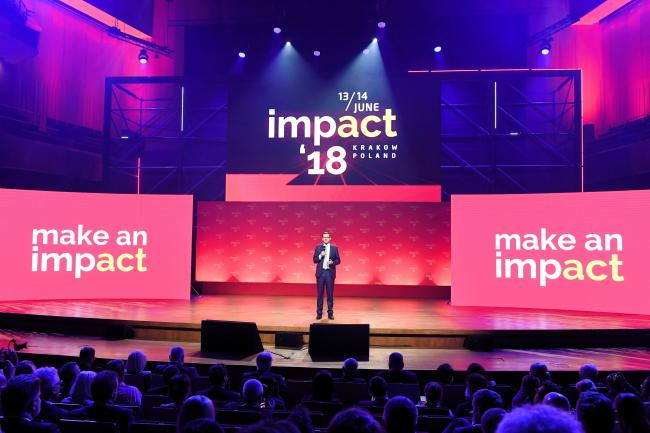 В Кракове начался двухдневный Конгресс Impact