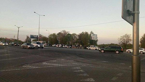 Во Львове фанаты Динамо избили водителя автобуса - депутат