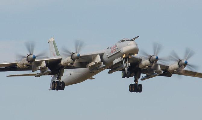 Россияне заменят все украинские детали в бомбардировщике Ту-95МС