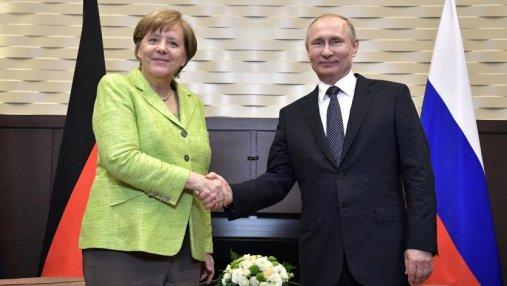 Украина должна транспортировать газ в ЕС, – Меркель о Северном потоке-2