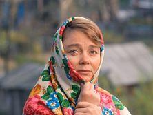 В фильме Любовь и голуби Дорошина сыграла главную героиню Надежду