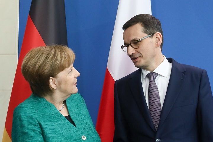 Germany, Poland can be a driving force of change in EU - PM after Berlin talks