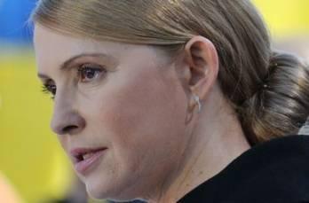 Тимошенко называет задержание Саакашвили необоснованным