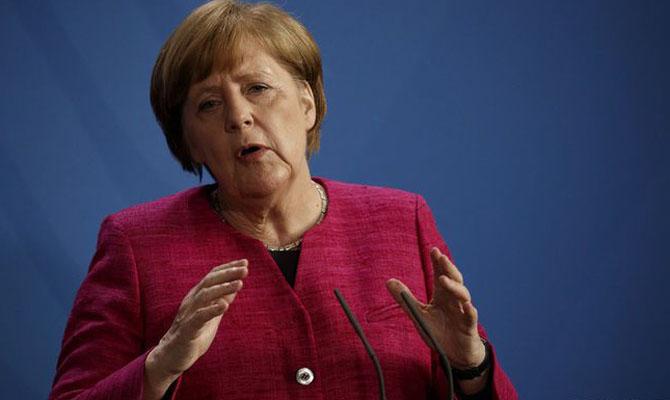 Мир на Донбассе будет одной из задач немецкого правительства, - Меркель