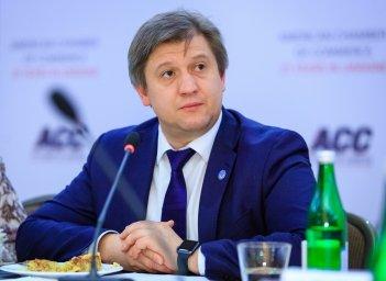 Данилюк заявляет о необходимости делегировать функции обустройства таможенных пунктов местным органам власти