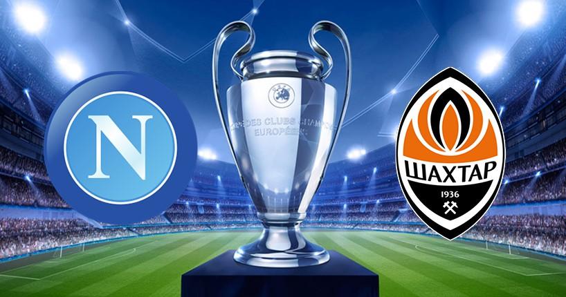Наполи - Шахтер: Онлайн-трансляция матча Лиги чемпионов