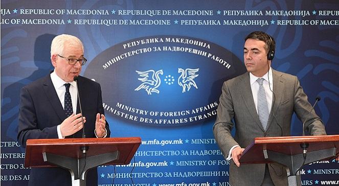 В прошлом году торговый обмен между Польшей и Македонией вырос на 75 процентов