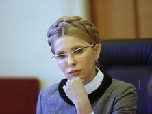 Юлия Тимошенко: Похоже, кое-кто собирается сделать из Украины некоего черного донора