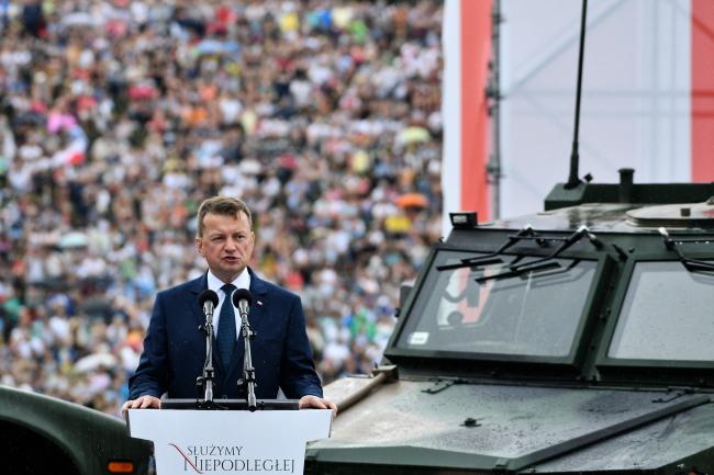 Міноборони: Шанси на розгортання у Польщі постійної бази США дуже великі
