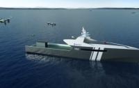 Компания Rolls-Royce представляет концепт своего нового военного судна-робота