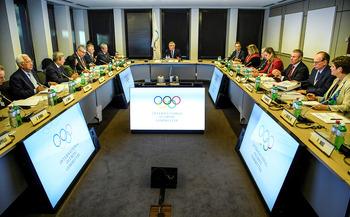 МОК одобрил выступление сборных Южной Кореи и КНДР под объединенным флагом
