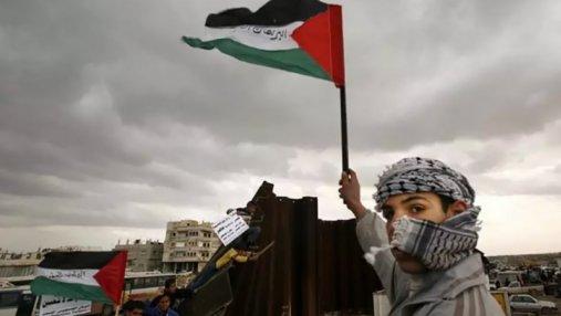 Палестинцев призывают к масштабному восстанию из-за решения Трампа