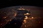 NASA показало снимок Персидского залива из космоса