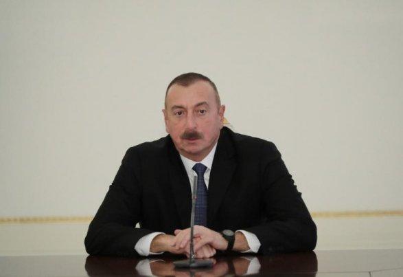 Ильхам Алиев: Нельзя, чтобы опасные элементы проникли через наши границы