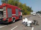 Тест-драйв Лексуса у Херсоні закінчився ДТП із трьома загиблими. ФОТОрепортаж
