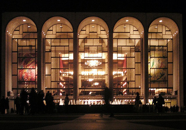 Polish soprano scores success at New York's Met