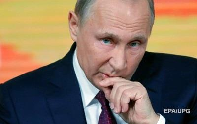 Путін про Саакашвілі: Плювок в український народ