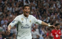 Роналду вышел на третье место по количеству матчей в Лиге чемпионов