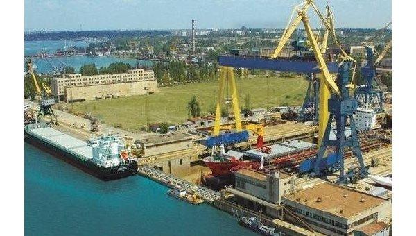 Николаевский судостроительнтный завод выставлен на продажу