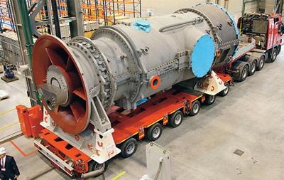 Siemens хоче повернути турбіни через суд