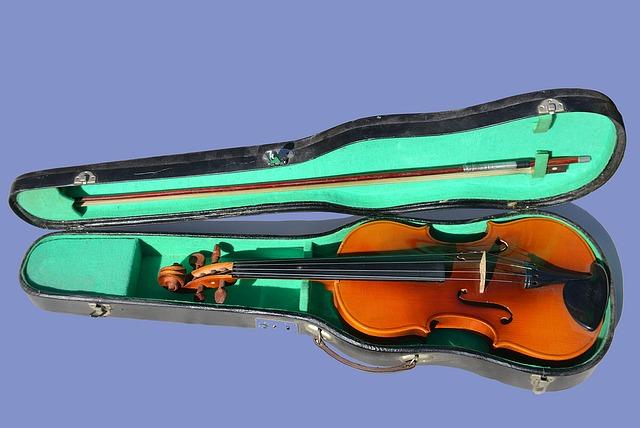 В Варшаве можно увидеть подлинную скрипку Страдивари