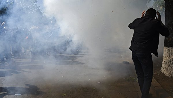 Фото дня. Майдан в Армении