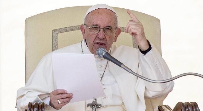 Папа Римський засудив терористичні замахи