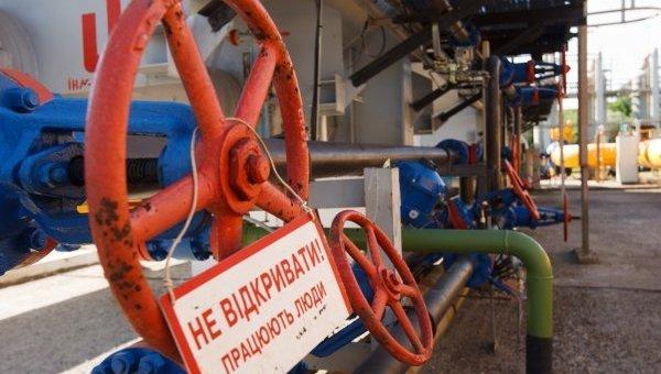 Укртрансгаз отчитался о запасах газа в хранилищах