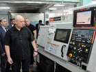 New most advanced missile weapons presented to NSDC Secretary Turchynov. PHOTOS