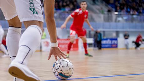 В Украине состоится чемпионат Европы по мини-футболу-2018
