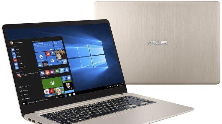 Asus представил заменитель MacBook