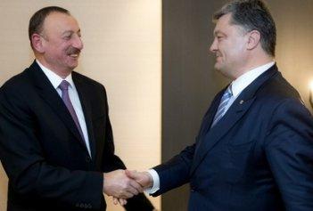 Алієв і Порошенко зустрінуться на полях саміту Східного партнерства в Брюсселі
