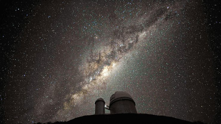 Ученые определили новые границы Млечного пути