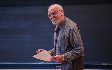 Канадский математик Роберт Ленглендс получил Абелевскую премию