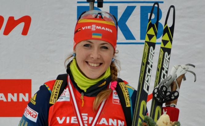 Лидер сборной Украины по биатлону намекнула на завершение карьеры